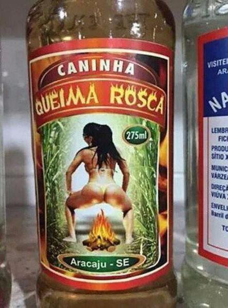 A cachaça que você toma e esquece do forno ligado. | As 19 cachaças mais sem vergonha do Brasil
