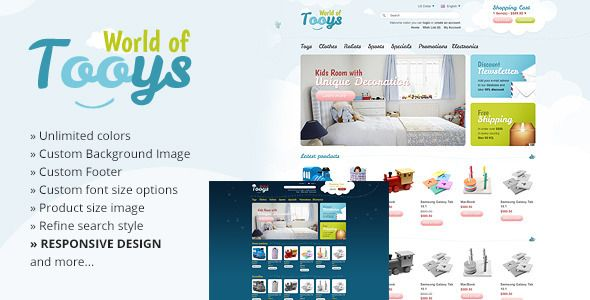 Review World Of Tooys Responsive OpenCart Themewe are given they also recommend where is the best to buy