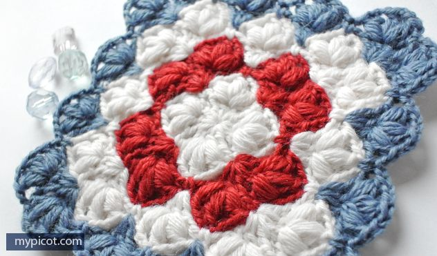 crochet blanket stitch instructions