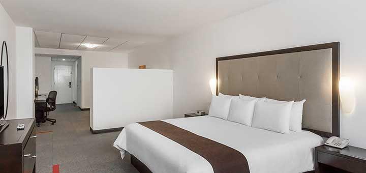 Elegantes y cómodas habitaciones en el hotel en el aeropuerto de Lima   Hotel en el aeropuerto de Lima   Costa del Sol