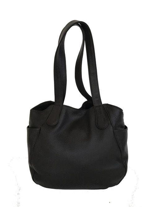 8aa18f83e14 Brown Leather Bag, Fashion Shoulder Handbag, Casual Everyday Purse ...
