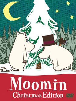 .Moomin Christmas edition