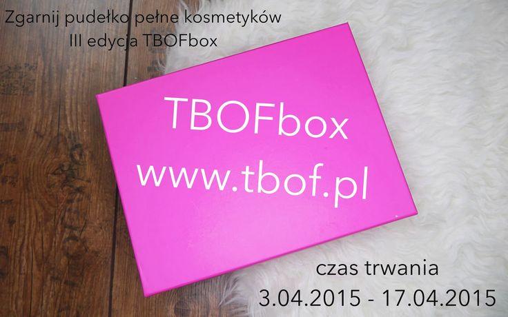 www.tbof.pl: III edycja TBOFbox - rozdanie