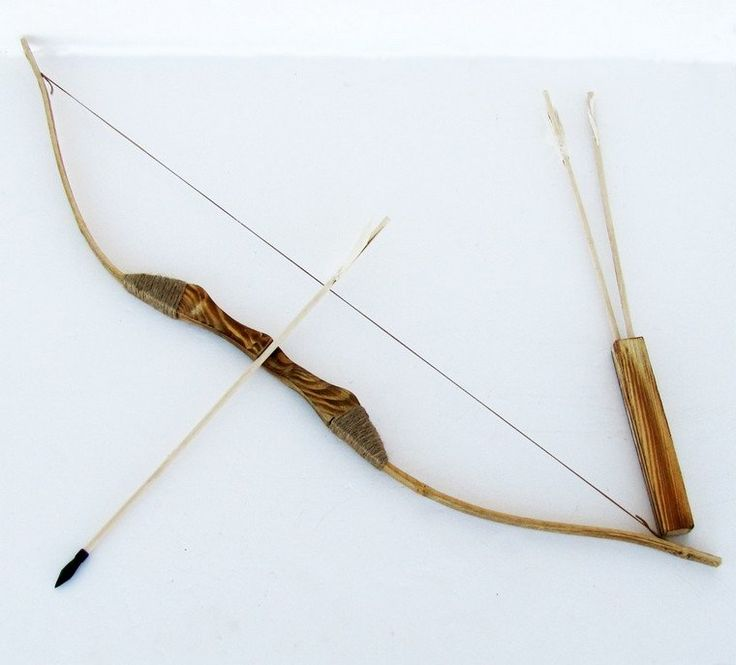 comment fabriquer un arc et des fl ches en bois brico diy fai da te pinterest. Black Bedroom Furniture Sets. Home Design Ideas