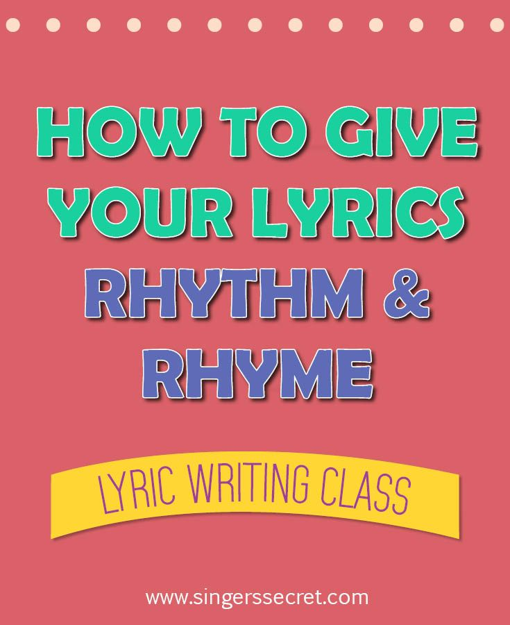 lyric writing help If you want to remember something important, it might be a good idea to skip the  computer and write it down instead our brains seem to like old.