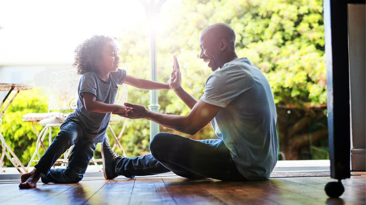 Is our joy contagious even to those who know us best and are around us at the most inconvenient times? Source: Happy Daddy, Happy Home   Desiring God