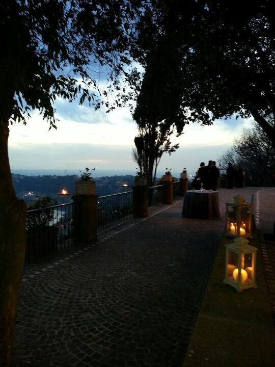 Villa Pocci Wedding by Felici