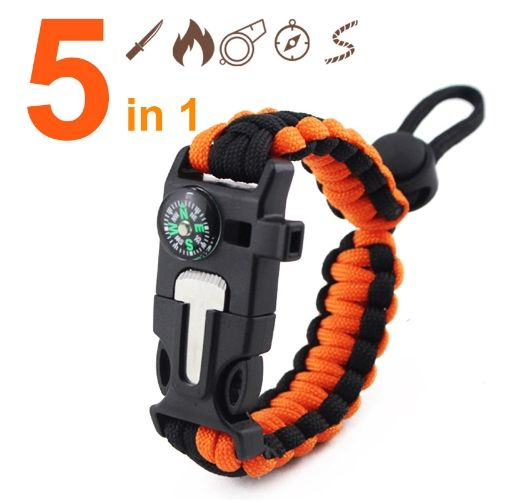 PARACORD OUTDOOR NÁRAMEK MERCUR ADJUSTABLE 5 V 1  http://www.outdoorovenaramky.cz/outdoorove-naramky/paracord-outdoor-naramek-mercur-adjustable-5-v-1/