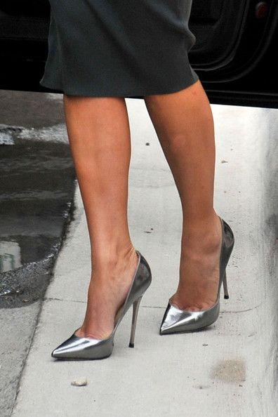Kim Kardashian Photos - Kim Kardashian and Kanye West in Miami 2 - Zimbio THOSE SHOES!!!!