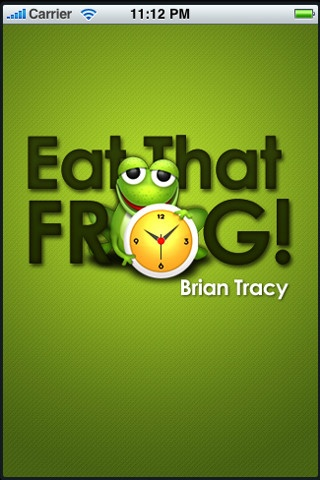 how to eat a frog book