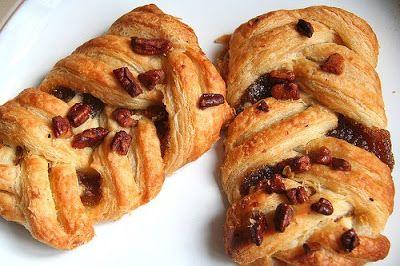 """Dulces del mundo: Maple pecan stang: """"barra de jarabe de arce y nueces pacanas"""""""