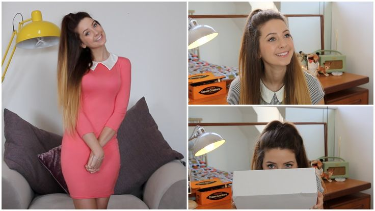 Head over to zozeebo​'s YouTube channel to see her latest haul featuring her favourite boohoo items -- plus be in with a chance of winning a £500 giveaway by telling us which is your fave! Don't forget to check out her blogger shop on our site, where you can purchase all her picks.