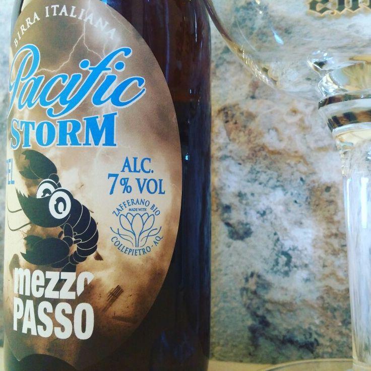 Birra doppio malto allo zafferano di Navelli