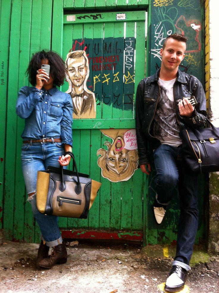 The Social Life hits the streets! #streetart #wheatpaste #thesociallifeyvr