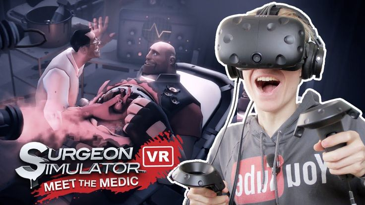 #VR #VRGames #Drone #Gaming CLUMSY SURGERY IN VR! | Surgeon Simulator VR: Meet the Medic (HTC Vive Gameplay) Doctor, Heavy, htc vive gameplay, Medic, Meet the Medic, Nathie, Nathie VR, Nathie944, Surgeon Simulator Team Fortress 2 HTC Vive, Surgeon Simulator Virtual Reality, Surgeon Simulator VR HTC Vive, surgery, TF2, VR, vr videos #Doctor #Heavy #HtcViveGameplay #Medic #MeetTheMedic #Nathie #NathieVR #Nathie944 #SurgeonSimulatorTeamFortress2HTCVive #SurgeonSimulatorVirtual