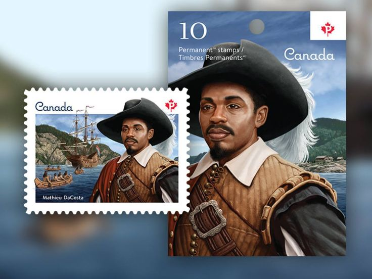 Mathieu Da Costa - First Recorded African To Arrive In Canada