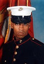 """Marcus M. Cherry was inspired to become a Marine by his older brother, already a member of the Corps.""""He was very serious about graduating from high school and joining the Marines,"""" said Imperial High School vice principal Steve Cato, who coached Cherry in football.Lance Cpl. Cherry, 18, of Imperial, Calif., was killed by hostile fire April 6, 2004 in Anbar province. He was stationed at Camp Pendleton, Calif. """"He was going to be a good citizen, a good Marine,"""" his stepfather said."""