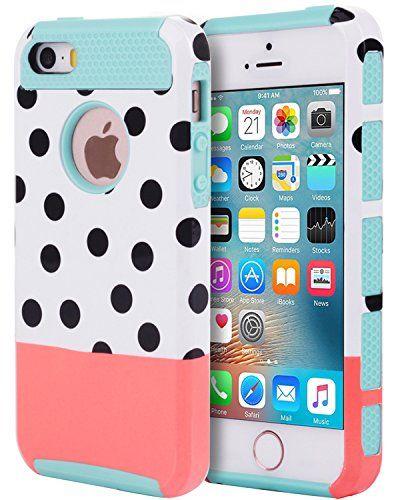 iPhone 5s Case,iPhone SE Case, BENTOBEN Ultra Slim Apple ...