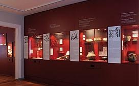 Abteilung Archäologie und Naturwelt | Dauerausstellung Museum und Galerie Falkensee.
