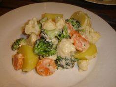 Brokkoli-Blumenkohl-Möhren Auflauf - Rezept - The Vegetarian Diaries
