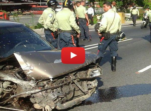 Polisucre mató a tres delincuentes durante secuestro en GMA