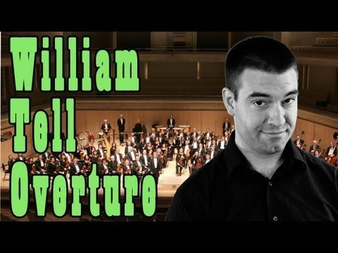 Rossini: William Tell Overture (Vocal Cover) - This is really impressive!