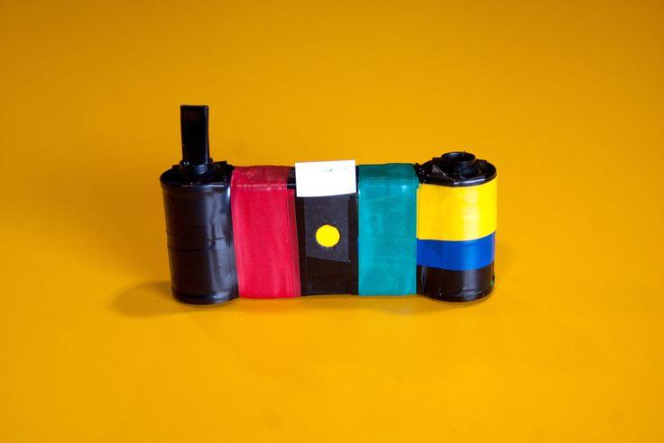 uma câmera pinhole made in Sorocaba