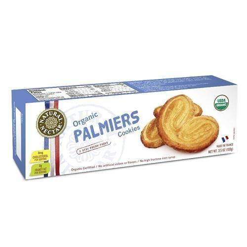 Natural Nectar Og2 Palmier Cookies (12x3.5oz)