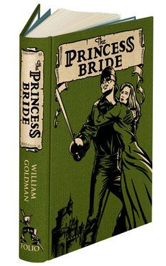 The Princess Bride book - Folio Society Edition