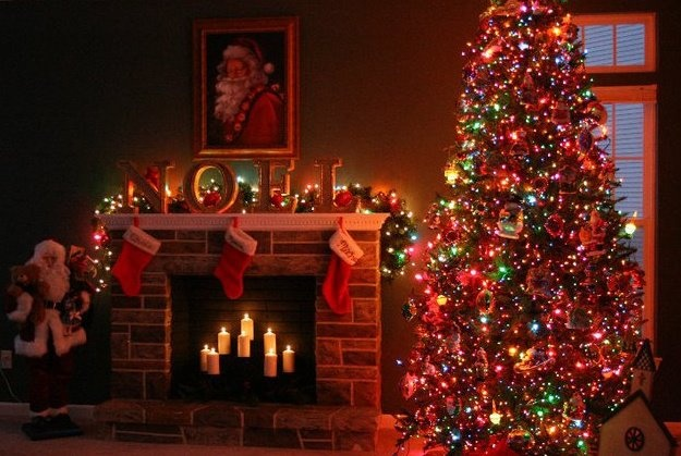 Ready for a cozy and bright Christmas!  Christmas tree countdown.  It is happening this week!