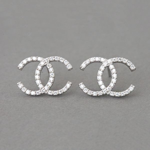 chanel earrings from my style. Black Bedroom Furniture Sets. Home Design Ideas
