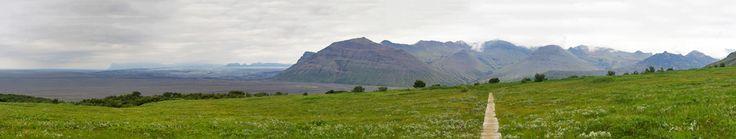 Randonnées au PARC National de SKAFTAFELL, en Islande - Blog Voyage Trace Ta Route