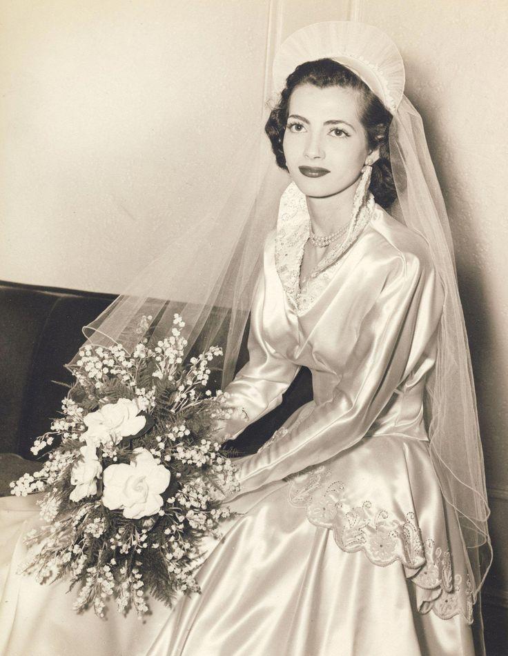 Clara's Wedding, 1950 Janet Watt
