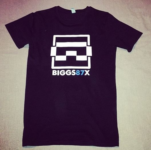Biggs87x T-Shirt. #Biggs87x #Biggs87 #YouTuber #Shirts