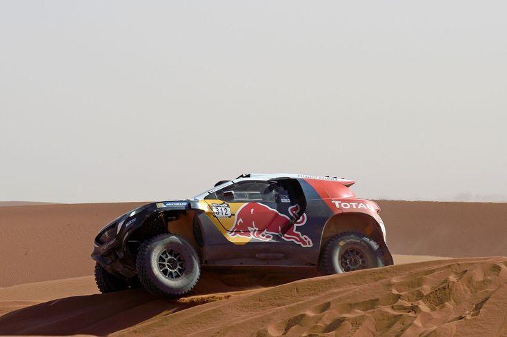 Maroc 2015 Etape 3, Loeb out ?