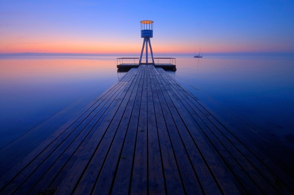 Boardwalk Gentofte, Denmark by Michael.DK