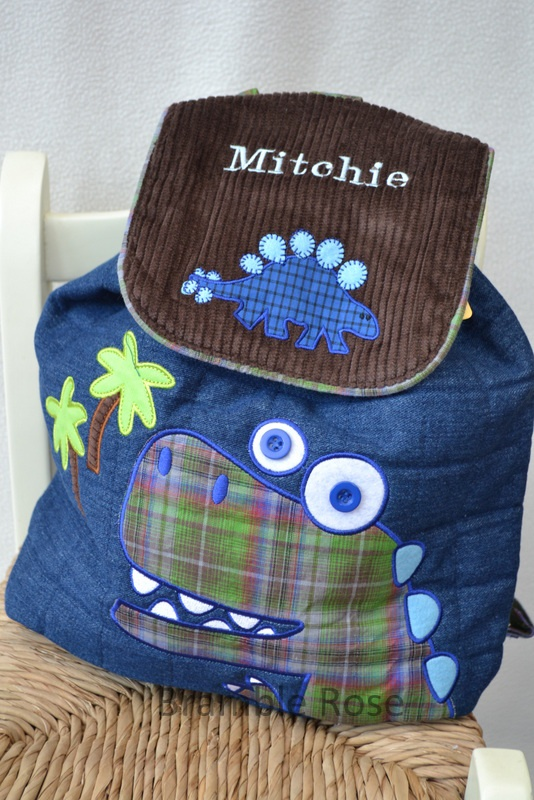 23 best Personalised Children's Backpacks and Book Bags images on ...