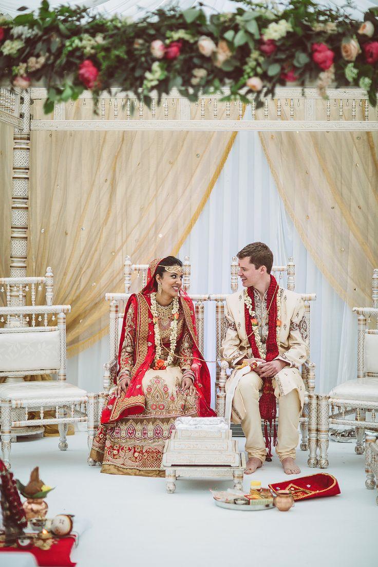 English/Indian Fusion Wedding   Northbrook Park   Lemonade Pictures   http://www.rockmywedding.co.uk/riya-rich/