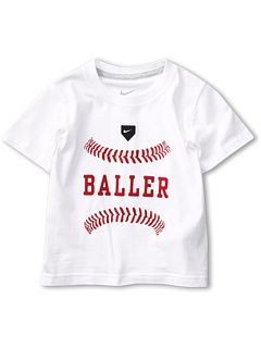Nike Kids Nike Boys Baller SS Tee (Toddler)