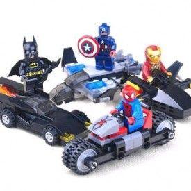 LEGO SUPER HERO KENDARAAN