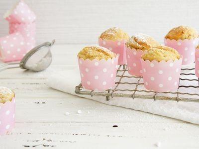 Simple Banana Muffins recipe