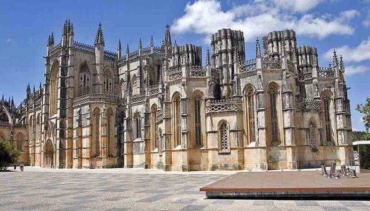 Mosteiro da Batalha - Portugal.