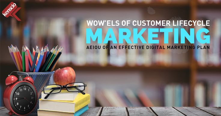 Vowels are essentials of language. What could be the AEIOU of an effective digital marketing plan? Click to explore: http://www.kenscio.com/blog/2017/02/28/wowels-of-customer-lifecycle-marketing-aeiou-of-an-effective-digital-marketing-plan/ #DigitalMarketingPlan