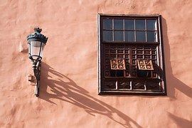 Lamba, Sokak Aydinlatma, Pencere, Panjur