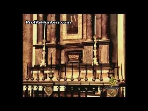 كَفَن دافينشي وكذبة 500 عام | كَفَن تورينو (3من4) - YouTube