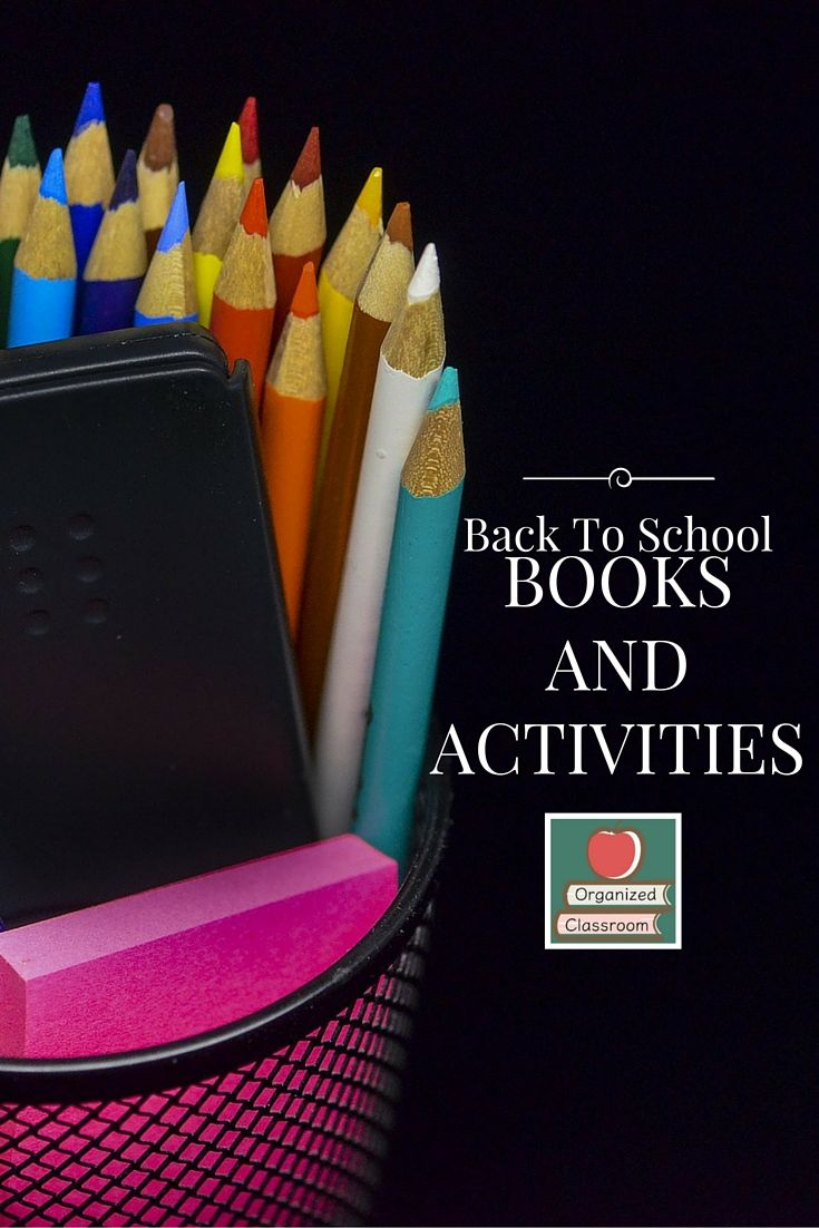 603 Best Back To School Images On Pinterest Classroom Ideas
