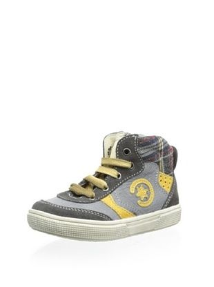 67% OFF Ciao Bimbi Kid's 6578.18 Hightop Sneaker (Grey)