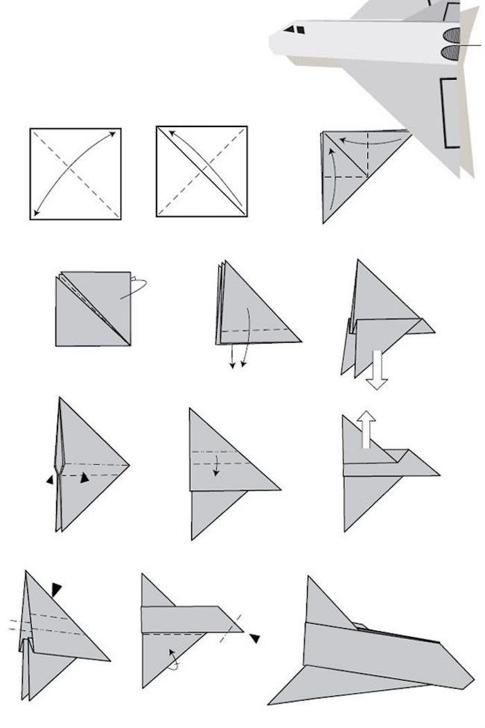 25 best avion papier ideas on pinterest origami avion avion en papier facile and avion de papier - Origami facile et rapide ...