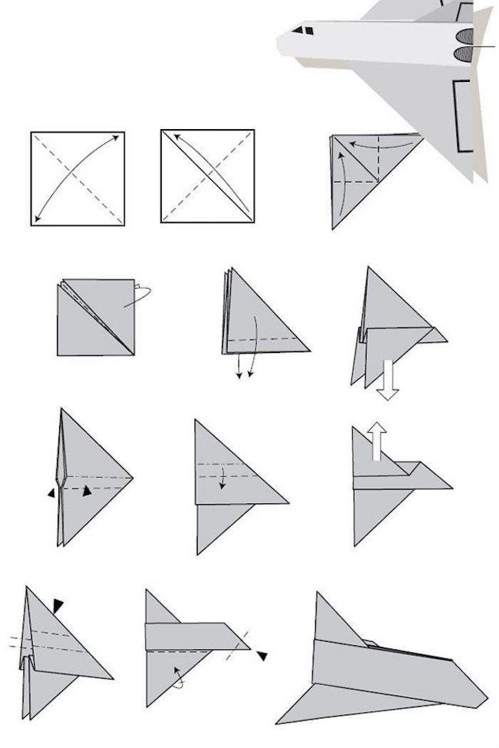 25 best avion papier ideas on pinterest origami avion - Comment faire un porte avion en papier ...