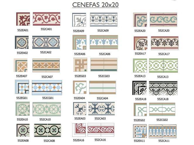 Collection Zelart bordure / plinthe
